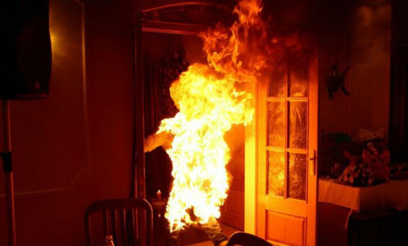 В Самарской области, пытаясь сжечь отделение «Почты России», погиб пенсионер