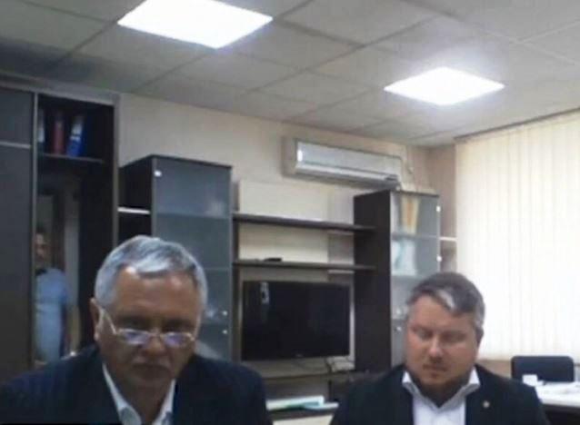 В ходе онлайн-заседания с главой Крыма Аксеновым «из шкафа» вышел «гость из Нарнии»