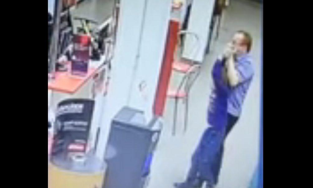 Охранник «М.Видео» во Владивостоке пнул и скрутил ребенка, потрогавшего смартфон