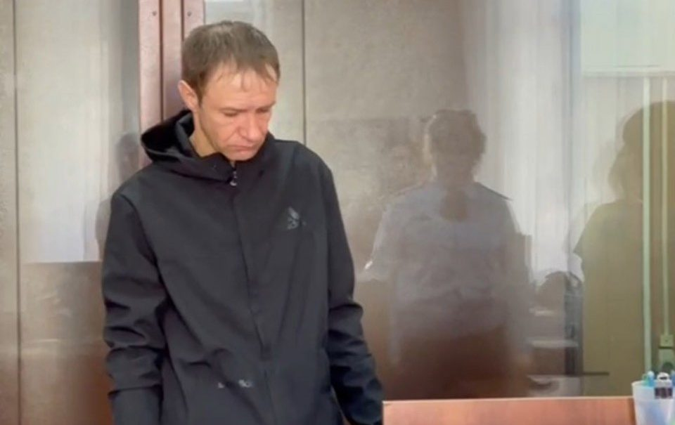 Сбежавшего из суда «убийцу гея», оправданного присяжными, поймали в Москве. Он скрывался три дня