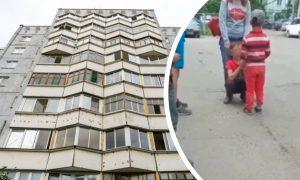 Сибирская «яжемать» поставила подростка на колени перед своим сыном, а ее сожитель избил очевидцев
