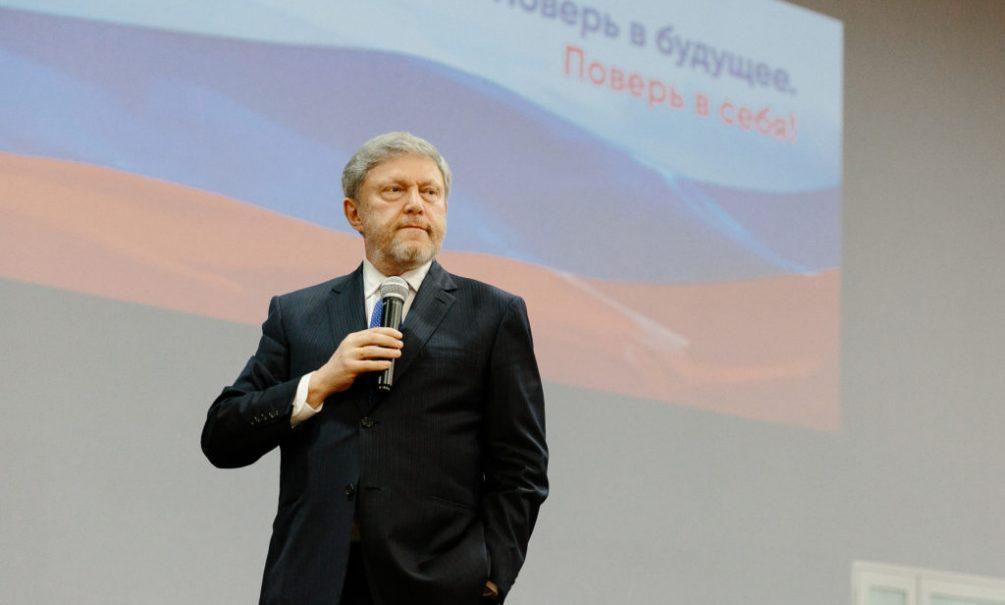 Тряхнули стариной: московское «Яблоко» решило выдвинуть Явлинского в Госдуму