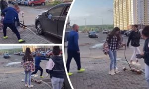 «С пяти утра орешь, тварь!»: житель Челябинска выпорол девушек, куривших кальян под его окном