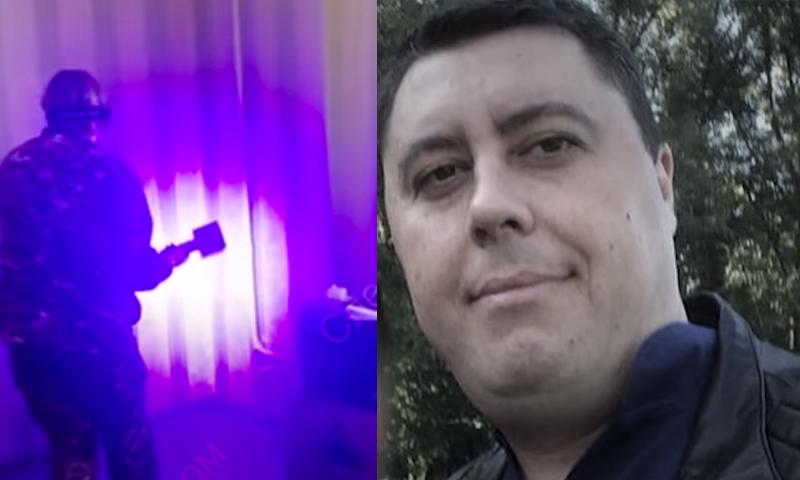 Появилось видео из подмосковной квартиры, где игроман убил жену и дочерей, а потом себя