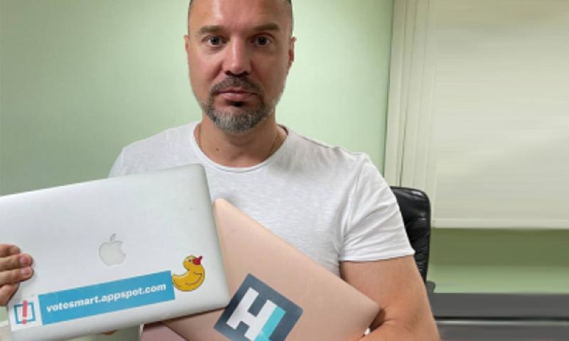 Хозяином реализованной на торгах техники ФБК стал журналист Руслан Осташко