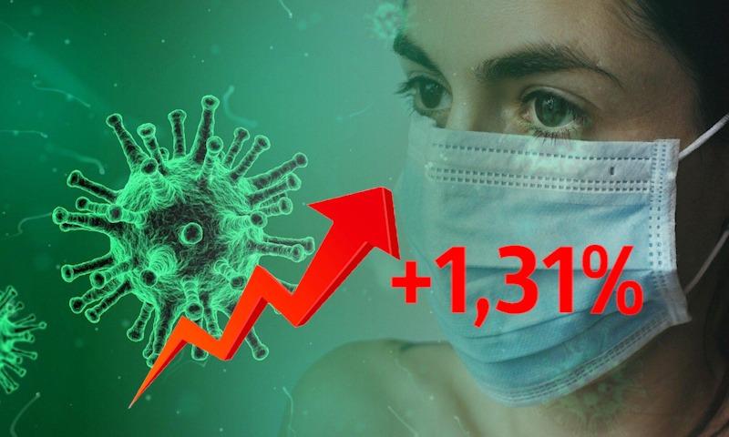 Динамика коронавируса на 23 июня