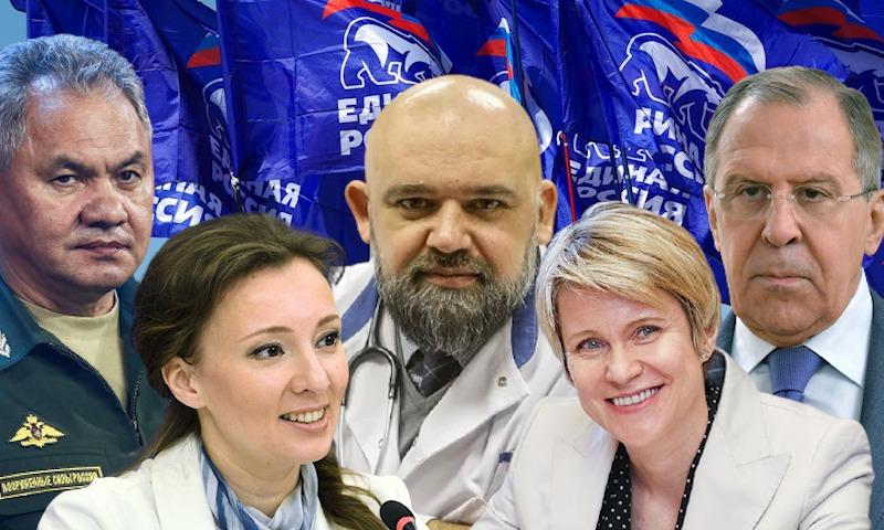 Сенсационная «пятерка» ЕР без Медведева: преемственность курса и борьба с пандемией