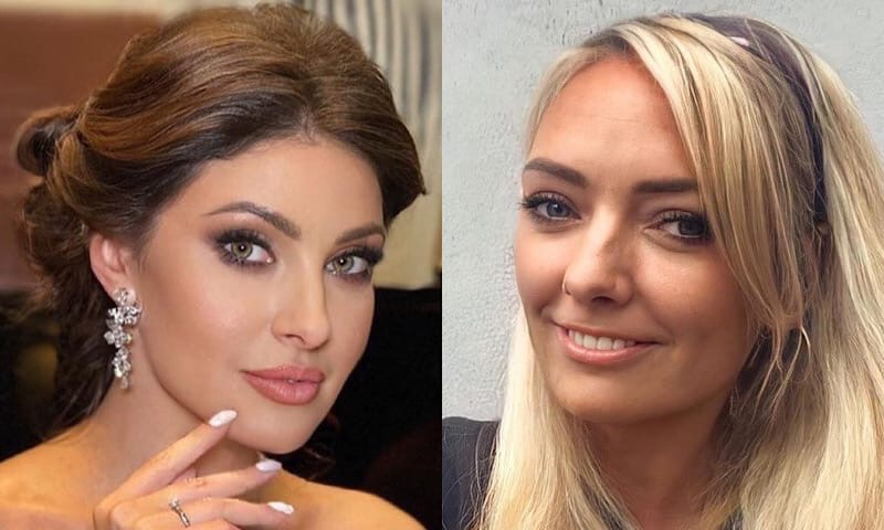 Анастасия Макеева подралась с бывшей женой Романа Малькова