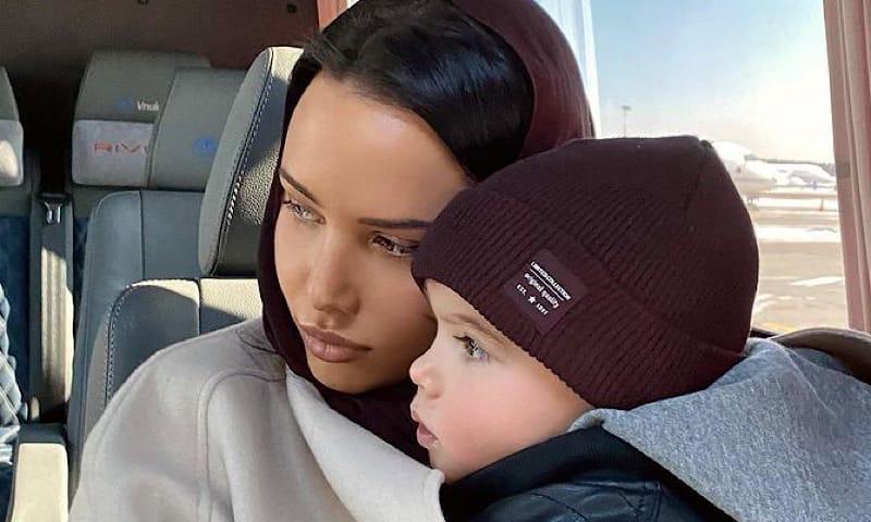 «Месяц не увижу своего ребёнка»: Решетова о трудностях после расставания с Тимати