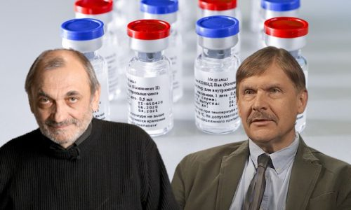 На фото: Фазоил Атауллаханов (слева) и Константин Чумаков (справа)