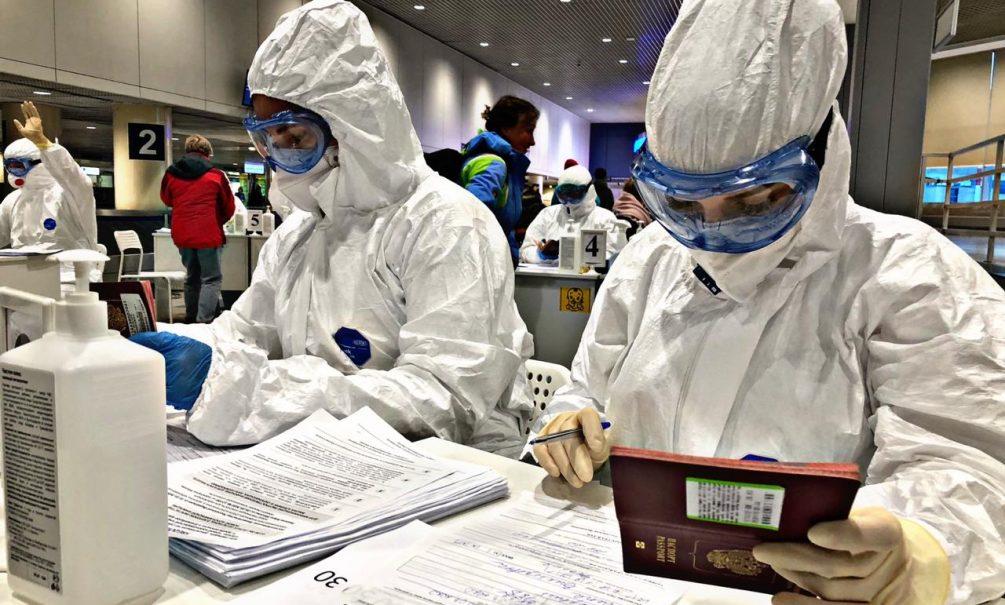 ВОЗ: из-за  штамма коронавируса