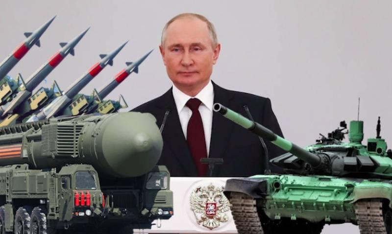 Поразит всех: Путин пообещал поставить новое уникальное оружие на боевое дежурство