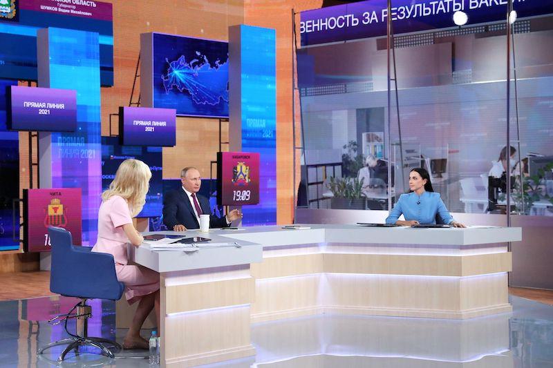 Откровения: Путин сказал про отставку, раскрыл россиянам секрет счастья, рассказал о напастях,  и «припугнул» чиновников «Колобком»