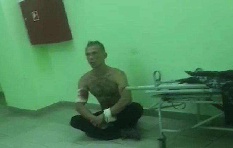 Раненый мужчина под новокаином зверски убил лежачего пациента в больнице Новочеркасска