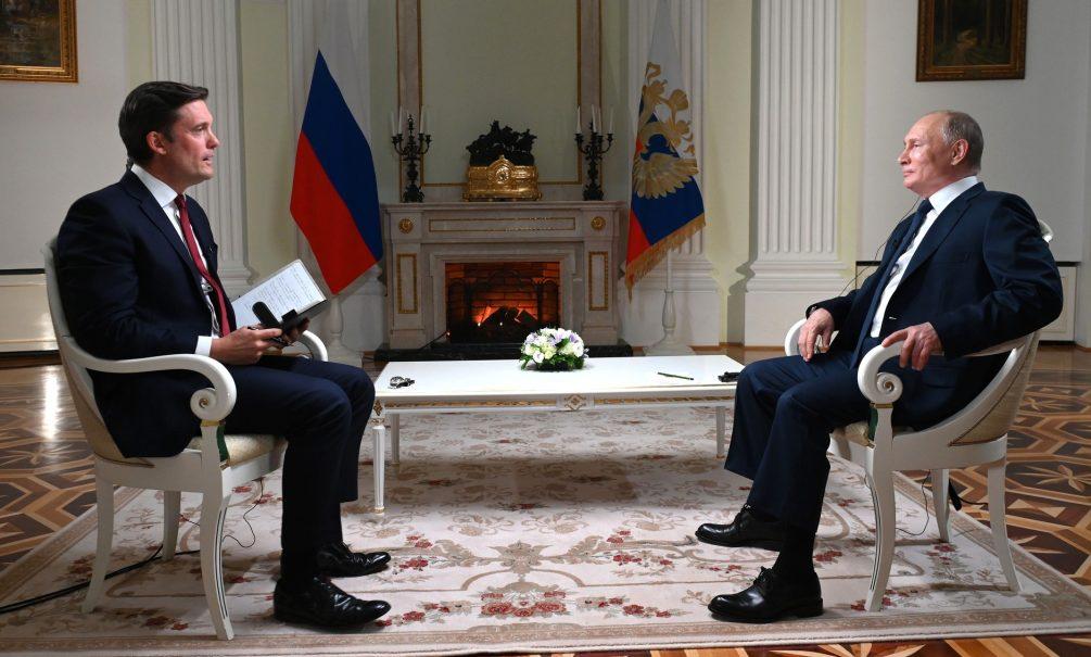 «Это не Путин 2001 года»: политолог оценил интервью президента России американскому СМИ
