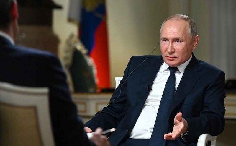 Когда президент уйдет: Путин назвал единственное условие для преемника