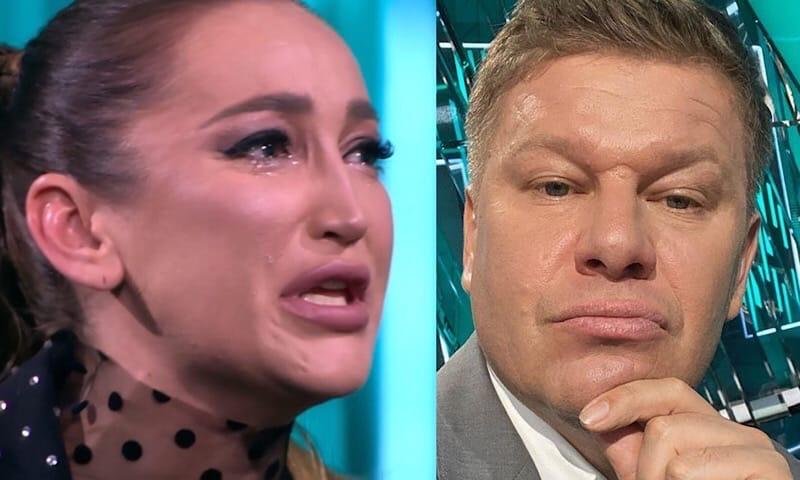 «Вы для меня дно и не мужчина!»: Дмитрий Губерниев довёл до слёз Ольгу Бузову, процитировав Карлсона