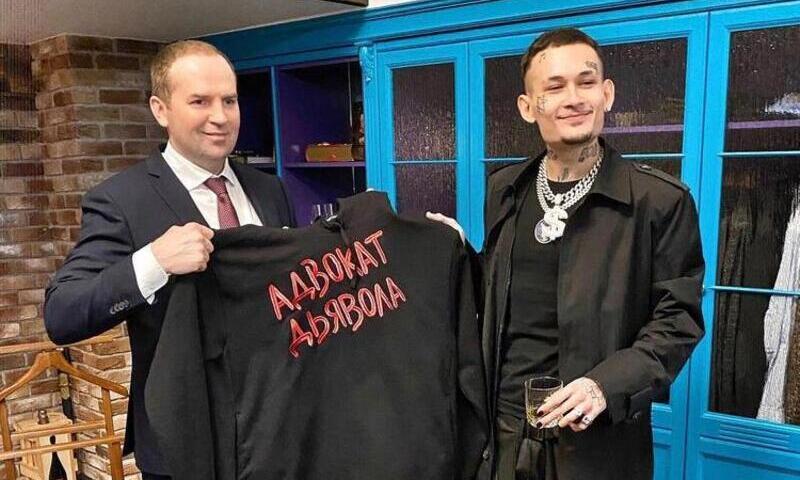 Моргенштерн подарил своему адвокату автомобиль за 14 миллионов рублей