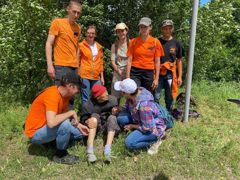 Красная шапочка спасла от смерти пенсионерку в Волгодонске