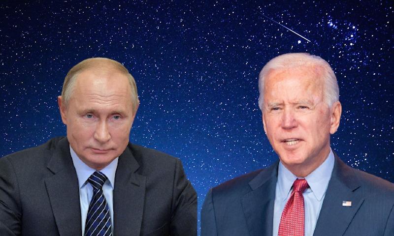 Астролог дал прогноз на день встречи Владимира Путина и Джо Байдена