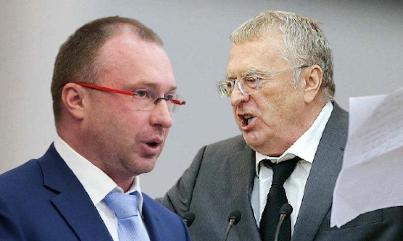 Сын Жириновского отказался дальше работать в Госдуме