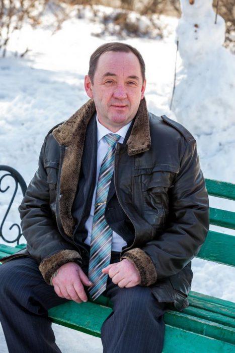Депутат городской думы Жигулёвска Юрий Краснобаев