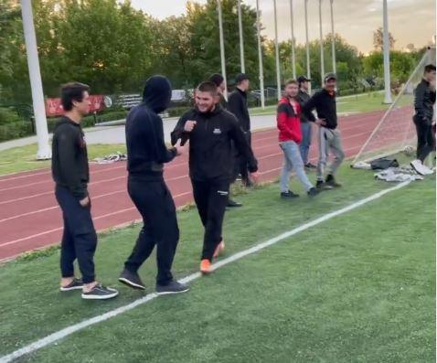 Хабиб Нурмагомедов возвращается в большой спорт