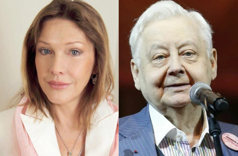 «У нее была аналогичная ситуация»: Проклова подтвердила, что ее растлителем был Табаков