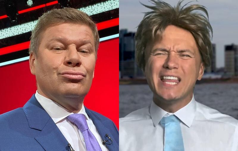 «Оскорбил великую певицу»: Соболев снял пародию на извинения Губерниева перед Бузовой
