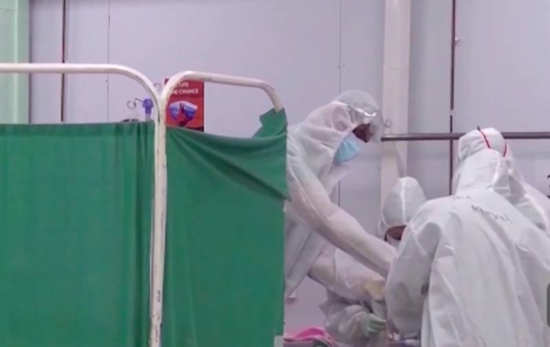 Российские медики раскрыли главную «хитрость» опасного индийского штамма коронавируса