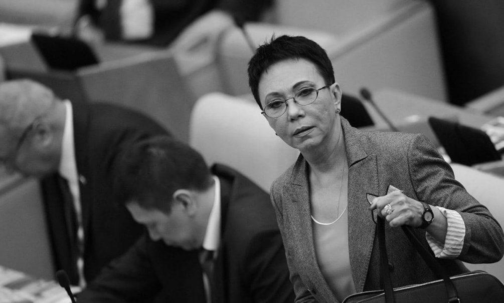 Умерла депутат Госдумы Лариса Шойгу, сестра министра обороны России