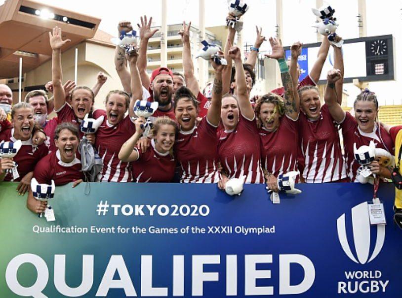 Не мужчины, так женщины: женская сборная России по регби блистательно обыграла полячек и вышла на Олимпийские Игры