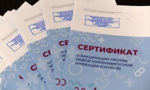 Небо хотят закрыть для не привившихся от ковида россиян