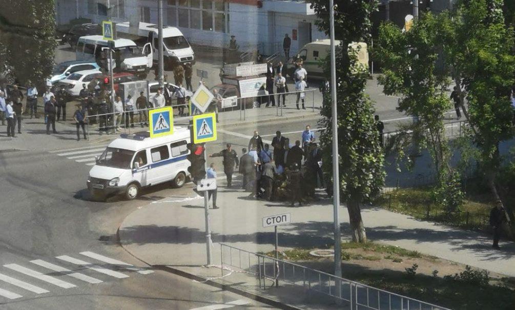 Захватчик тюменского отделения Сбера получил 15 млн рублей выкупа и был с ними задержан