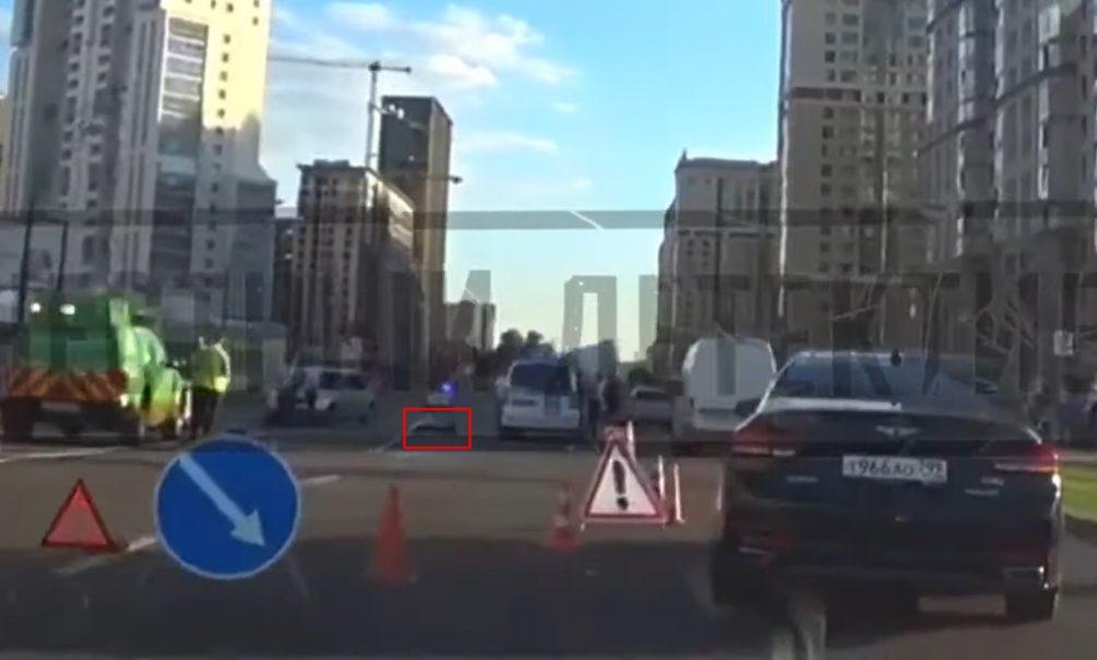Дочь экс-вице-премьера Татарстана погибла в Москве, нарушив ПДД: ее электросамокат сбил BMW без номеров
