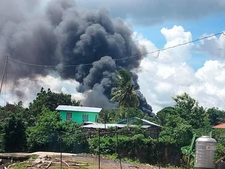 На Филиппинах военный самолет «пропустил взлетно-посадочную полосу» - погибло 45 человек