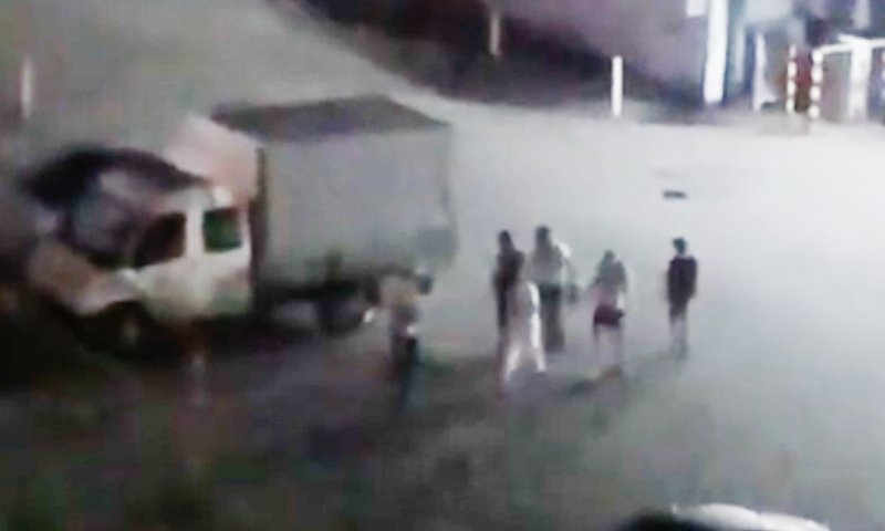 Десятки мигрантов снова устроили драку со стрельбой в Подмосковье