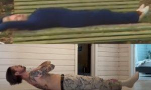 Бабушка раззадорила мужчин, невольно запустив челлендж в TikTok