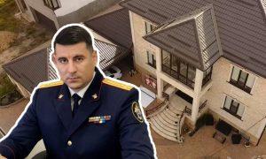 На Ставрополье еще один силовик живет в трехэтажном поместье «по-Сафоновски»