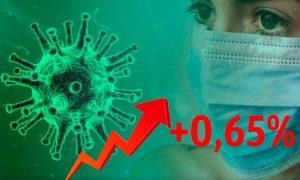 Динамика коронавируса на 31 июля
