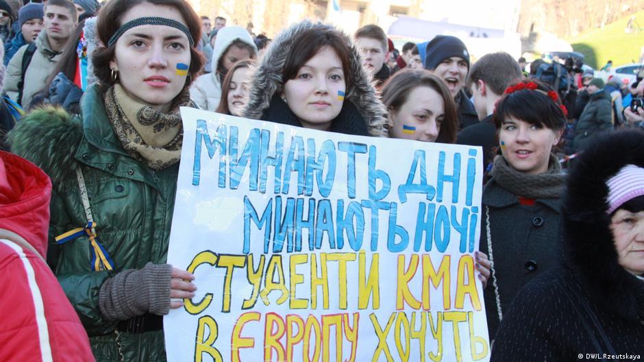 Почему Украина похожа на Эвенкию, идущую в Европу
