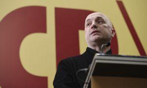 Струсил или не приказали? Захар Прилепин отказался вести «Справедливую Россию» на выборах президента