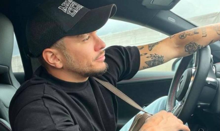 Яжеотец посадил за руль Mercedes 8-летнего сына: блогер Антон Гусев считает, что ребенку самое время ездить по улицам Москвы