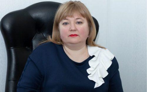 Бывшая судья, адвокатесса Елена Балакир