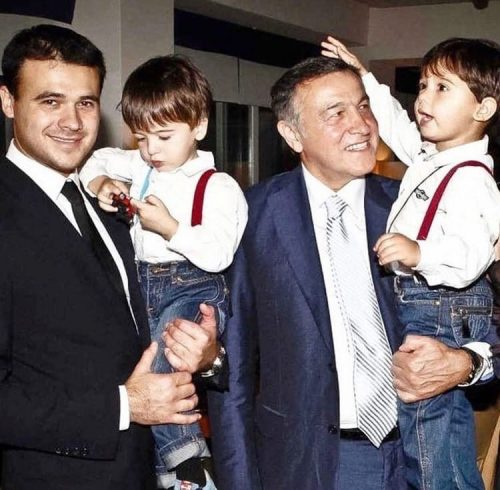 Отец Эмина Агаларова был против развода сына с дочерью президента