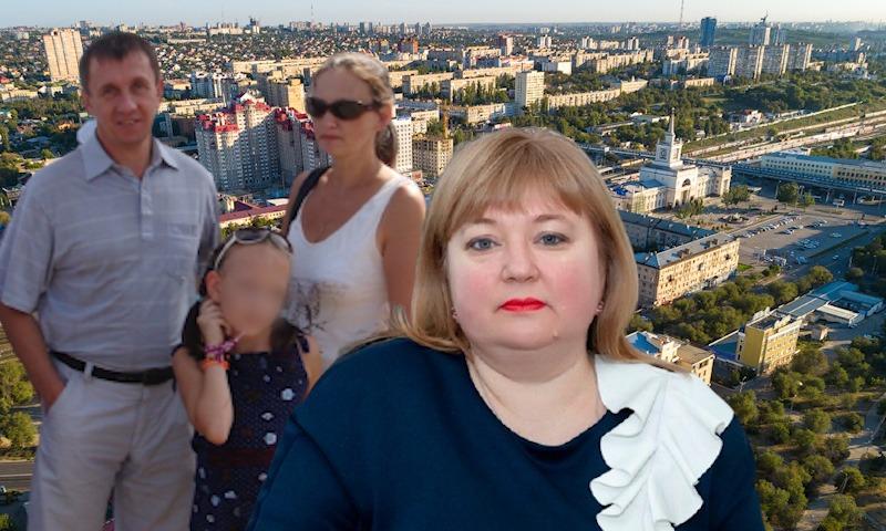Волгоградец лишился квартиры из-за адвокатессы своей жены, осуждённой за мошенничество судьи