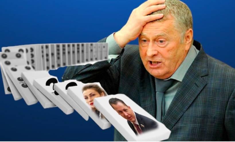 Не по пути: из партии Жириновского массово бегут члены
