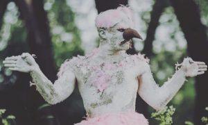 Одноглазый Гудков и гуляющий Понасенков: Алёна Свиридова перепела «Розовый фламинго»