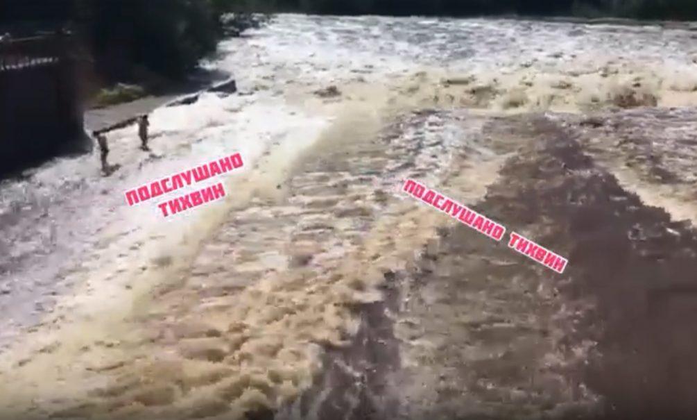 В Ленобласти двое утонули двое мужчин, решивших искупаться возле водозабора