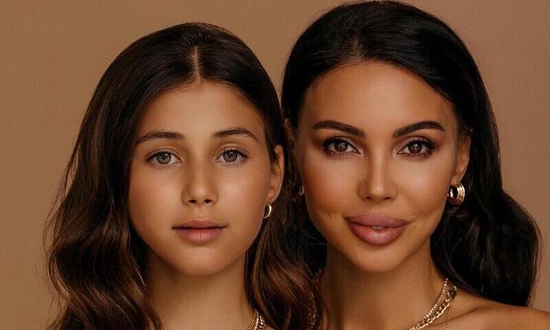 Президентский люкс и сумка Louis Vuitton: как Оксана Самойлова поздравляет свою дочь с 10-летием